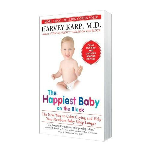 The Happiest Baby Book – Fully Revised - $9.95
