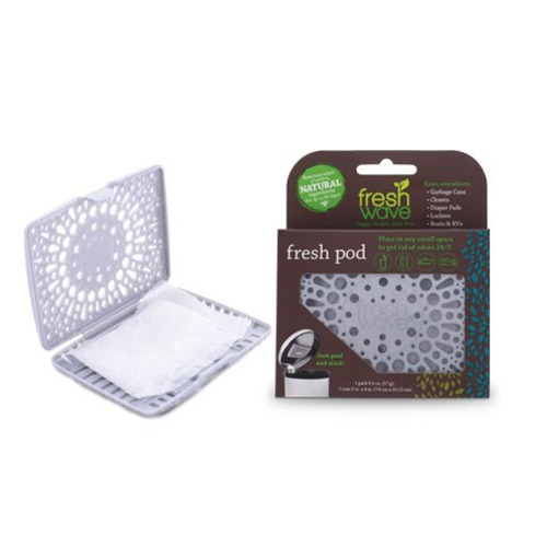 Fresh Wave Fresh Pod Contains 1 sachet & 1 pod holder - $6.49