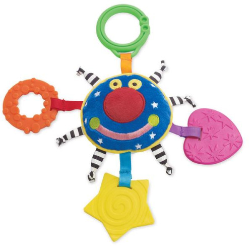 Whoozit Orbit Teether By Manhattan Toy - $12.00