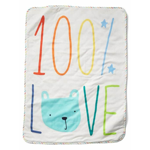 Love Quilted Blanket - $39.95