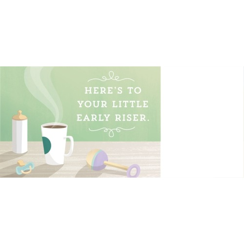 Starbucks Card | Give a Gift by Email | Starbucks Coffee Company - $50.00