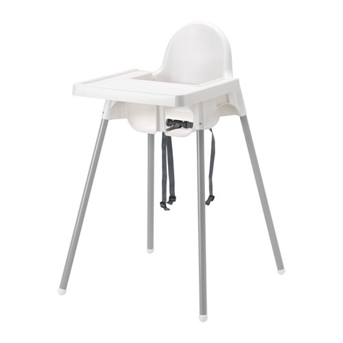 ANTILOP, Highchair with tray - $24.99