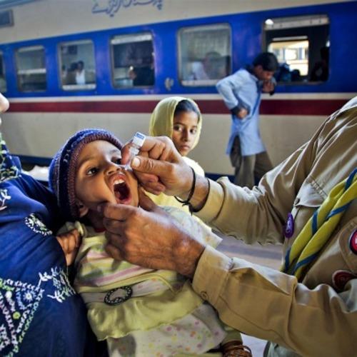 Polio Vaccine - $10.92
