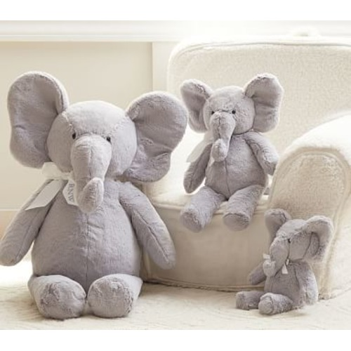 Elephant Plush Collection - $19 – $49
