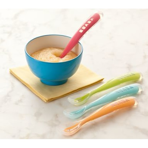 Beaba 1st Stage Silicone Spoons Set - $19.95