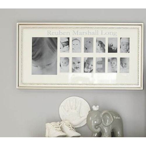 Silver Leaf First Year Frame - $62.00