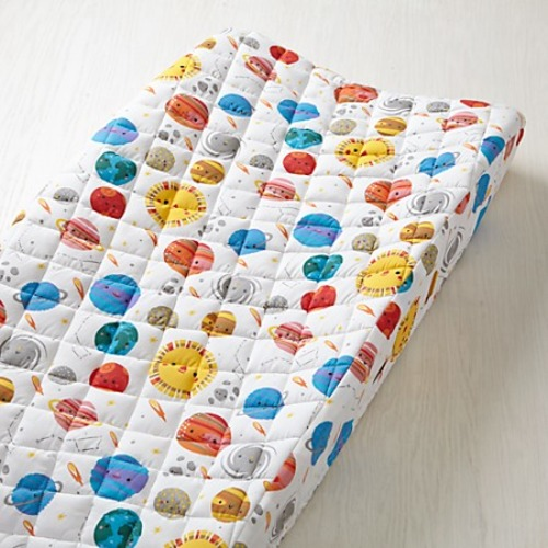 Deep Space Changing Pad Cover - $35.00