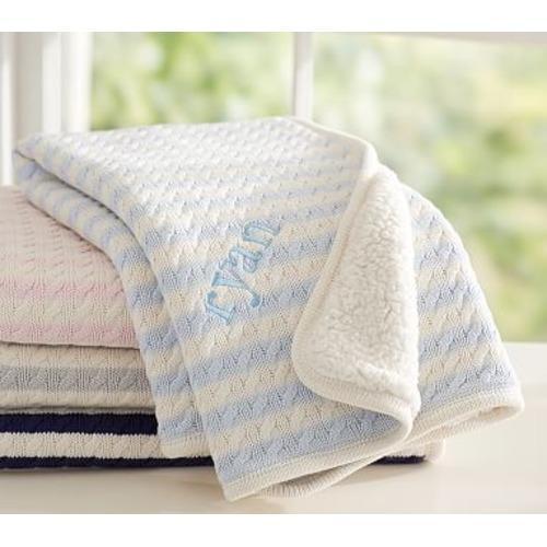 Emerson Stroller Blanket - $49.00