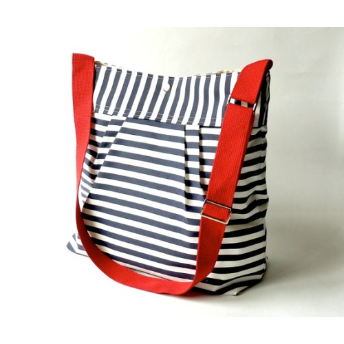 Diaper bag Shoulder Bag Messenger Travel trip bag by ikabags - $79.00