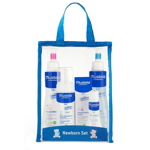 Newborn Set  - Daily Baby Care - For Babies & Children - Our Products - Mustela USA - $45.00
