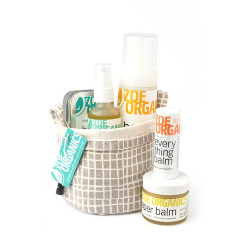 Baby Gift Sets | Zoe Organics - $68.00