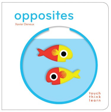 Touch Think Learn: Opposites - $14.99