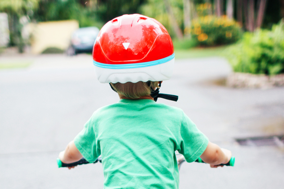 Gotta Have a Helmet Inline