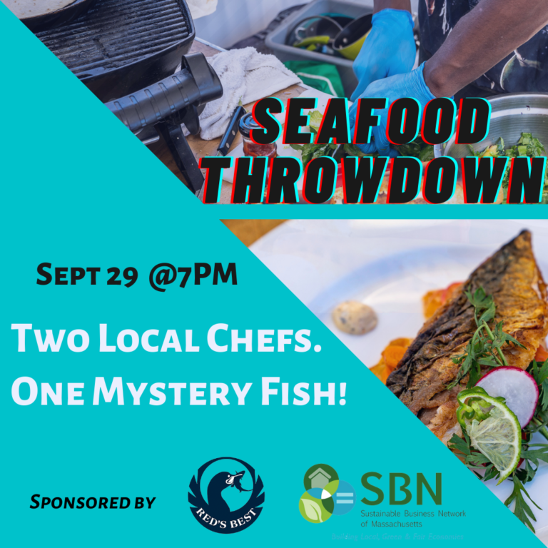 Seafood Throwdown 2020 (Recording)
