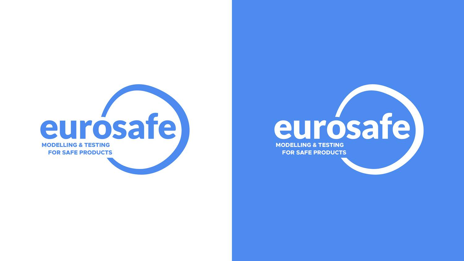 New logo and new brand identity for Eurosafe !