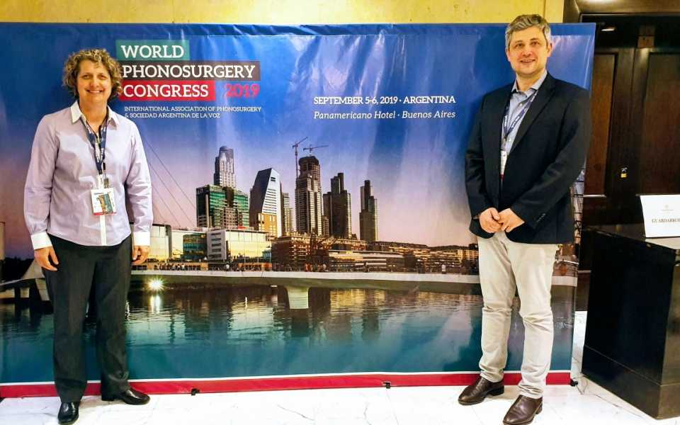 World Phonosurgery Conference 2019