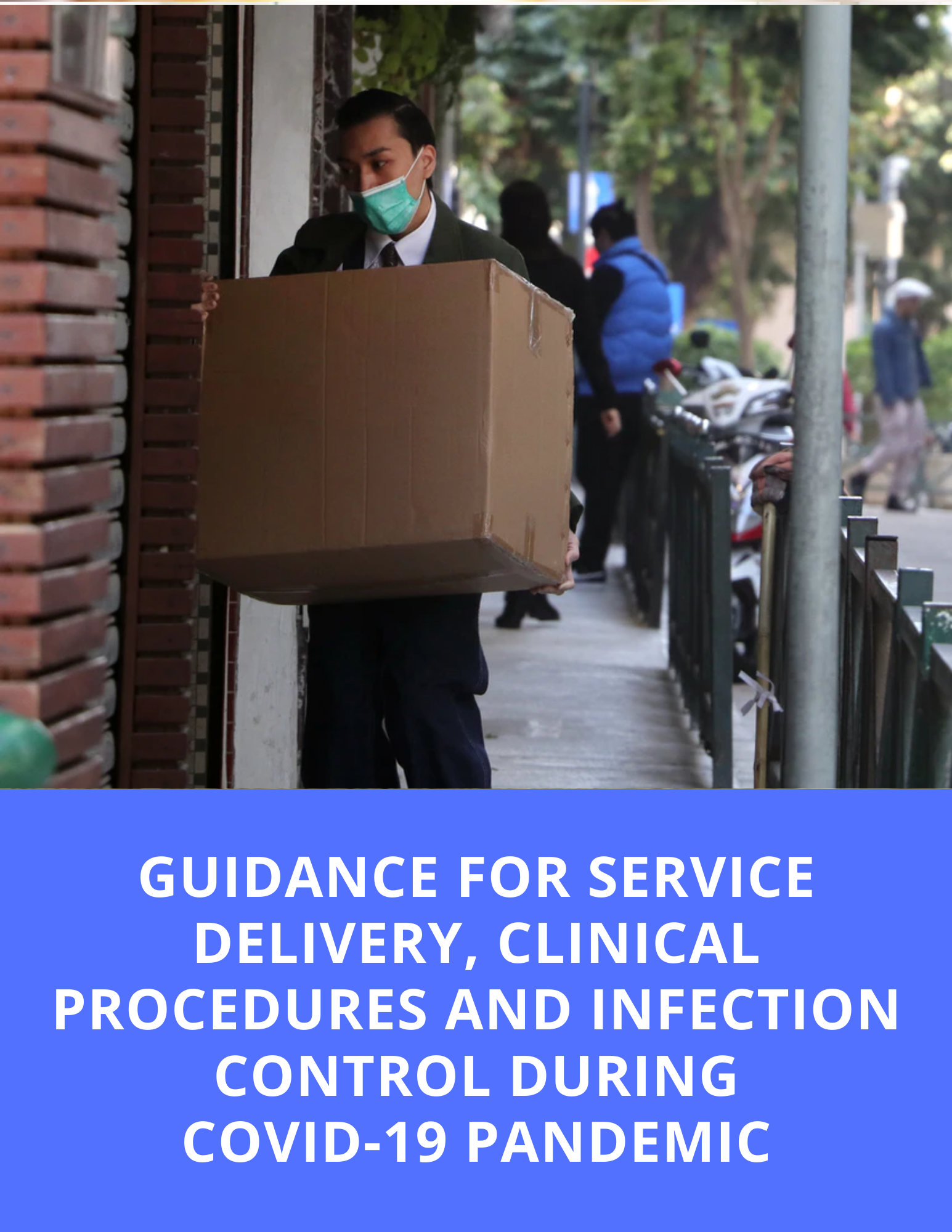 guidance-for-self-delivery