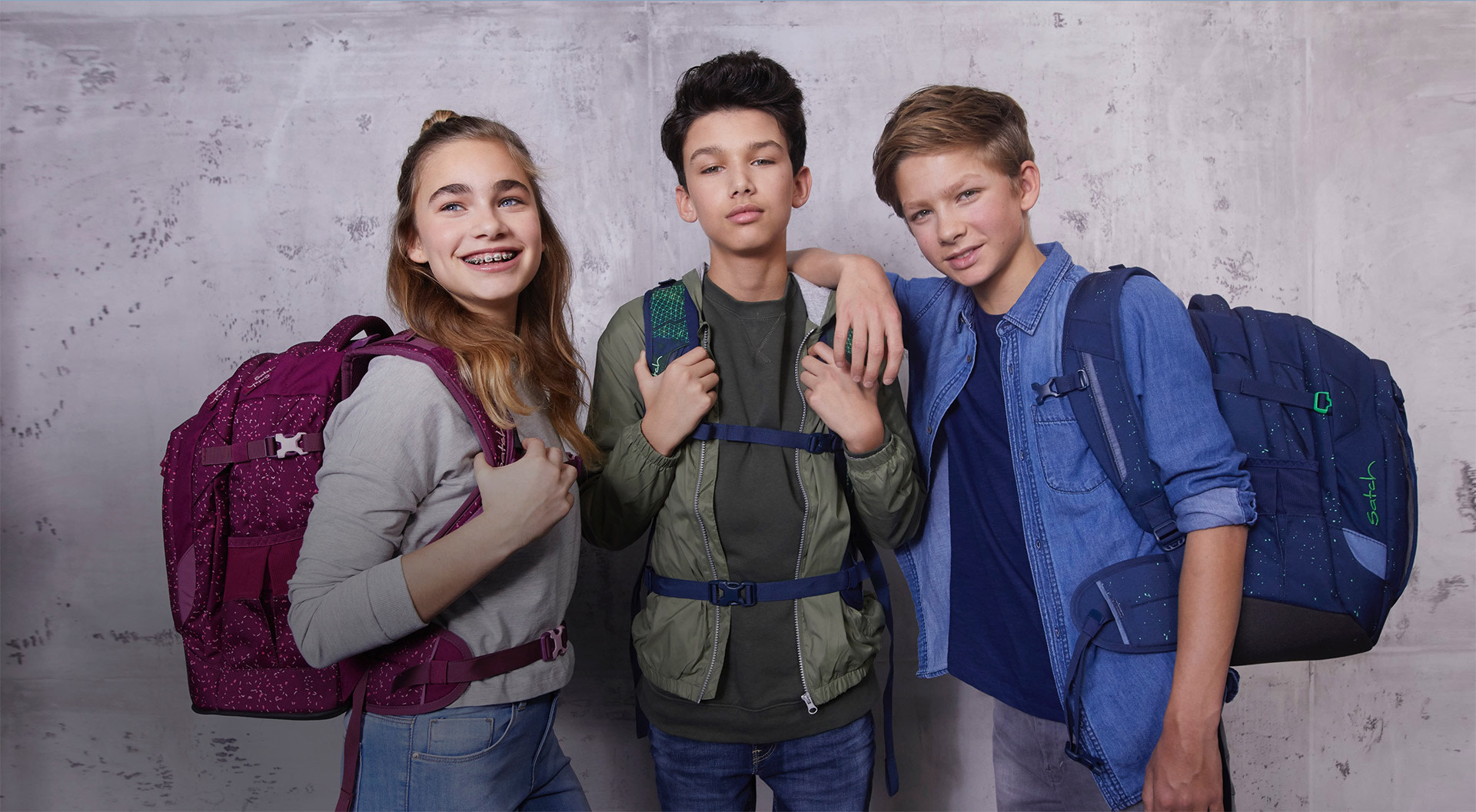 5a89954a0bb32 satch Schulrucksäcke - coole Rucksäcke für Schule   Freizeit