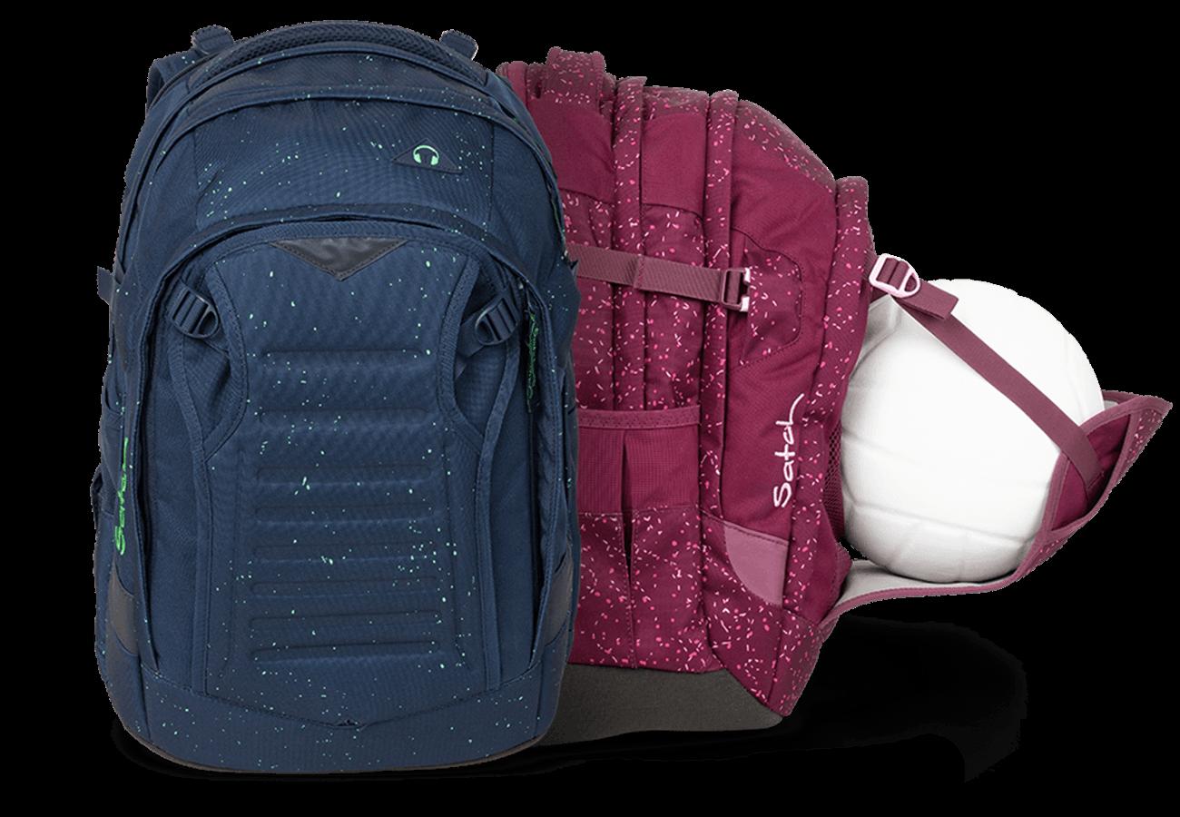 109cc53d3b325 Schulrucksack kaufen › Angesagte Modelle   Größen - satch 2019