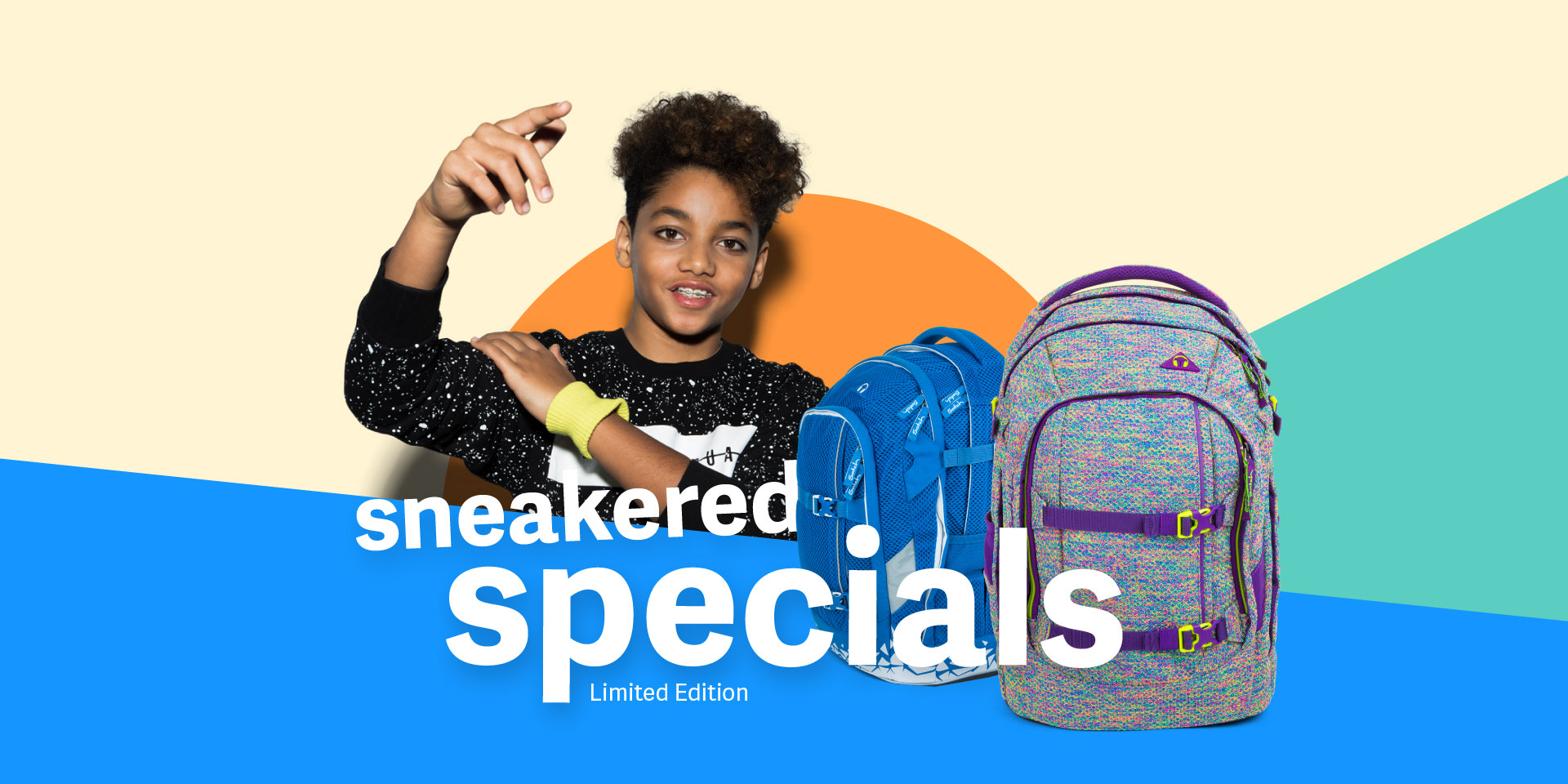 sneakered specials limited edition hero