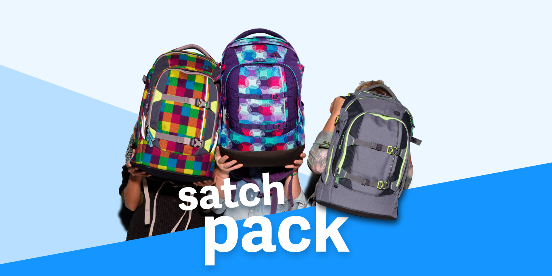 satch pack Hero