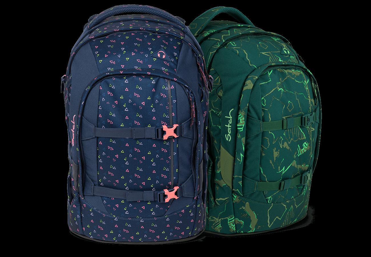 a86dba62beab7 Schulrucksack kaufen › Angesagte Modelle   Größen - satch 2019