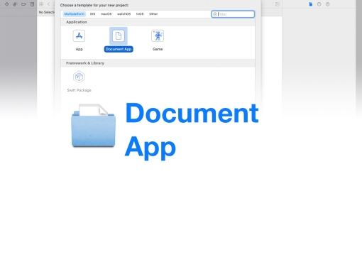 FileDocument | ReferenceFileDocument - SwiftUI