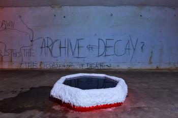 The Archive II (The Beyond) @ 2020, MMM, aqb. Photo by Dávid Biró © Hollow