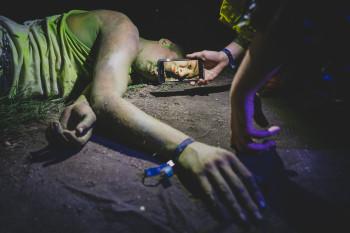 Phoenix @ 2019, Ubik Eklektik Festival. Photo by Orsi Varga © Hollow