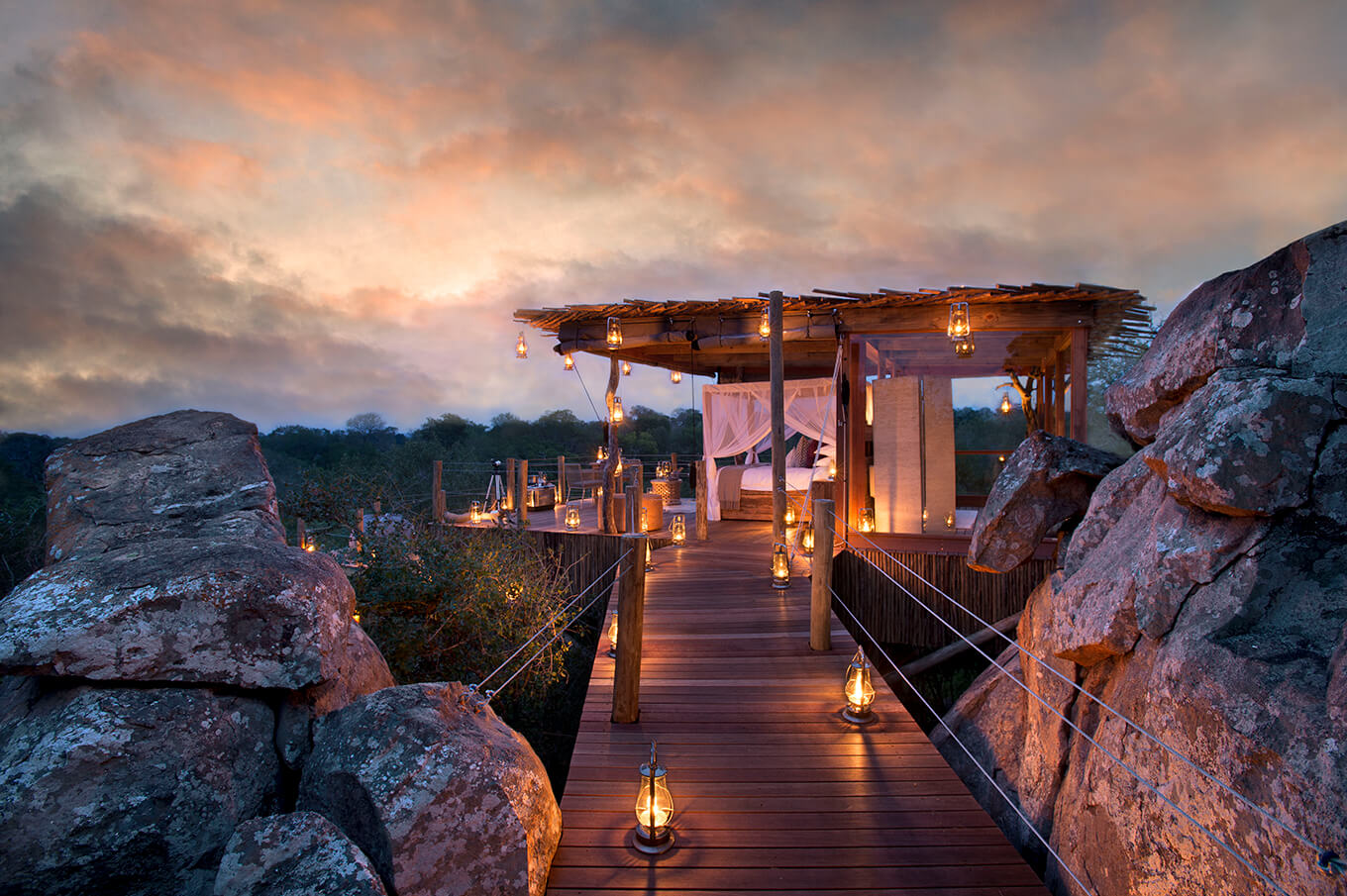Ivory Lodge Treehouse, South Africa