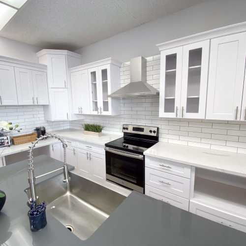 Kitchen Cabinets Showroom Sacramento