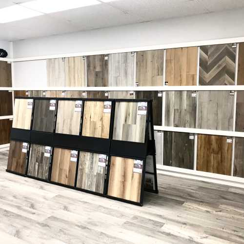 Solid Cabinets Showroom