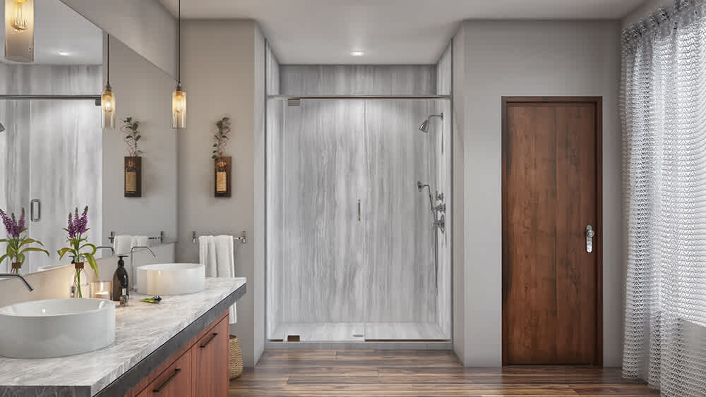 How to Choose a Shower Surround That Works for You