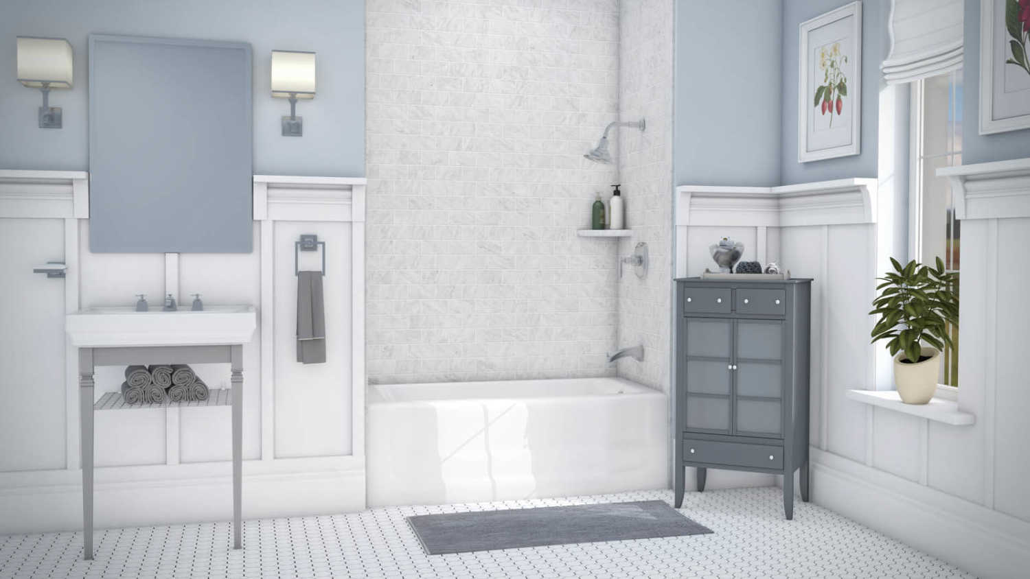 Bath Trends: Inspiring and Innovative Bathroom Designs of 2020