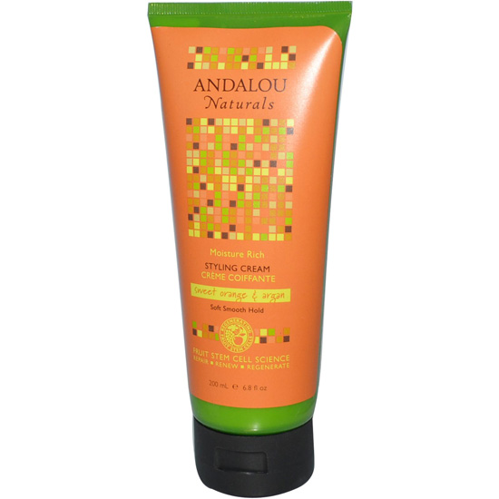 Andalou Naturals Moisture Rich Sweet Orange & Argan style cream