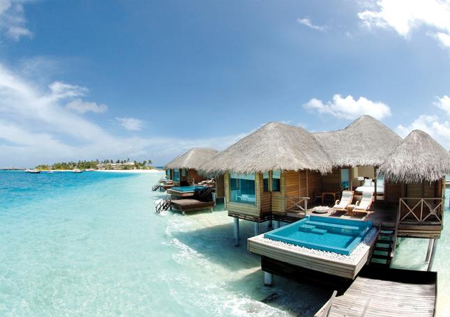 Huvafen Fushi, <br> Maldives