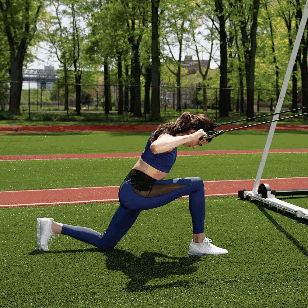 Fundamental fitness: 2 in 1