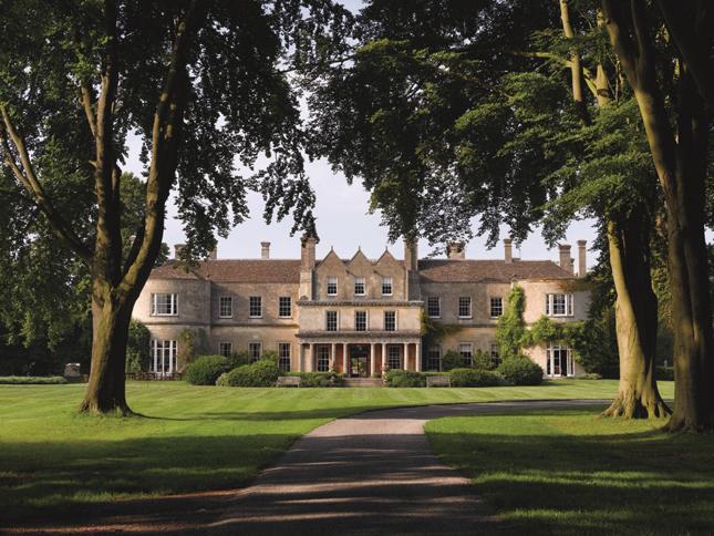 Lucknam Park<br> Hotel & Spa <br> Wiltshire, UK