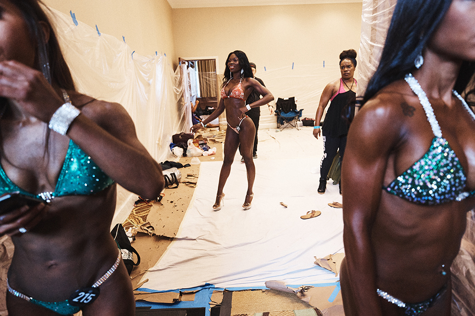 How to Reduce Body Fat for a Bikini Competition - Furthermore