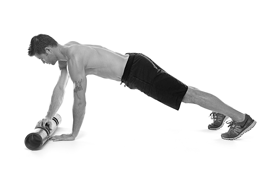 ViPR Plank and Drag