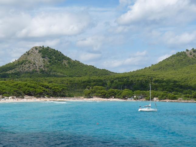 Cala Agulla Beach, Mallorca