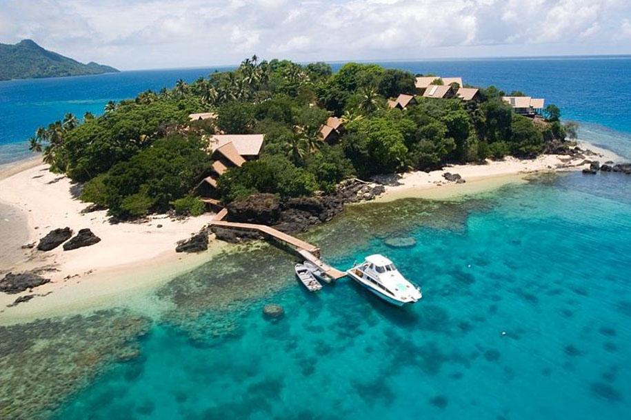 Royal Davui Island Resort - Lami, Fiji
