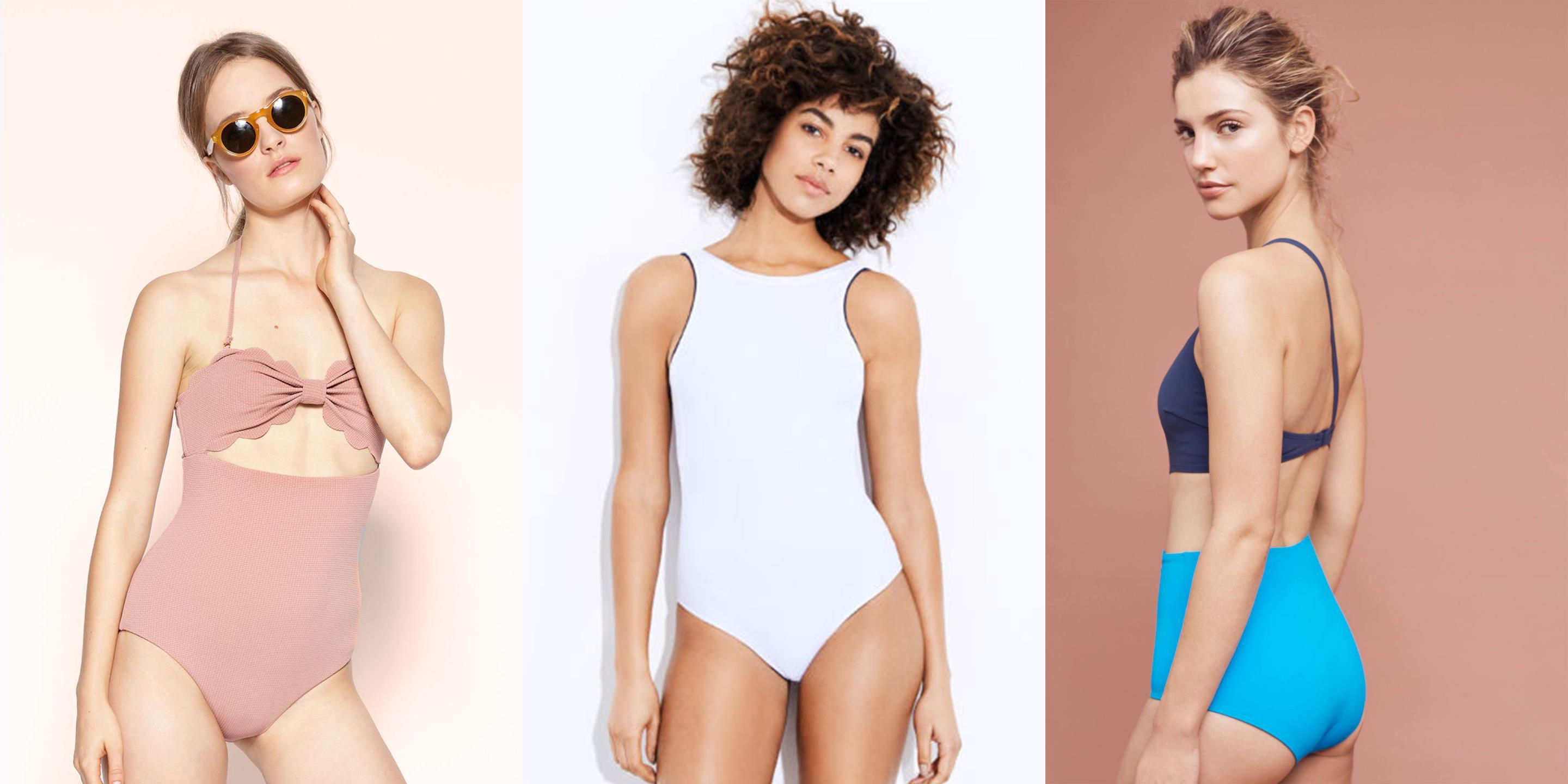2c01b464ad The return of the one-piece swimsuit - Furthermore