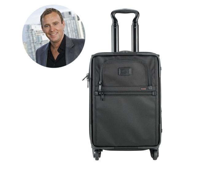 Philippe Kjellgren, CEO, Kiwi Hotel Collection