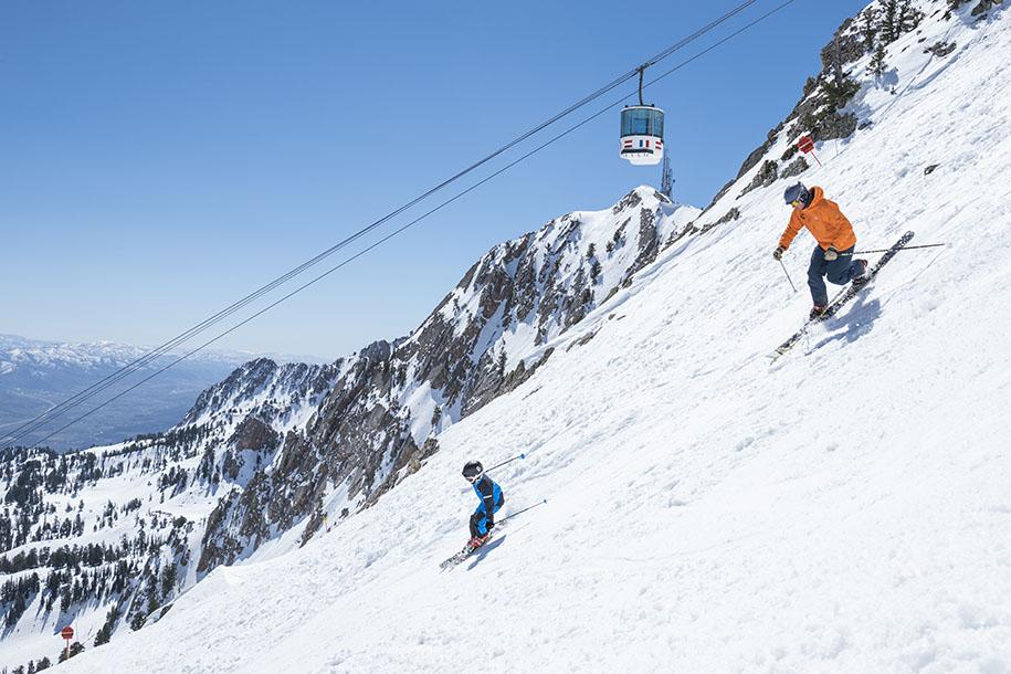 Snowbasin Resort, Huntsville, Utah