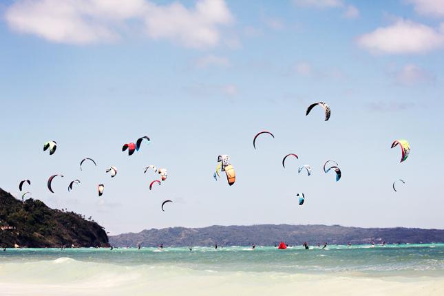 Kitesurf in the Philippines