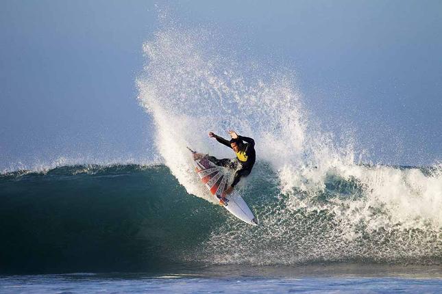 Jeremy Flores, Reunion Island