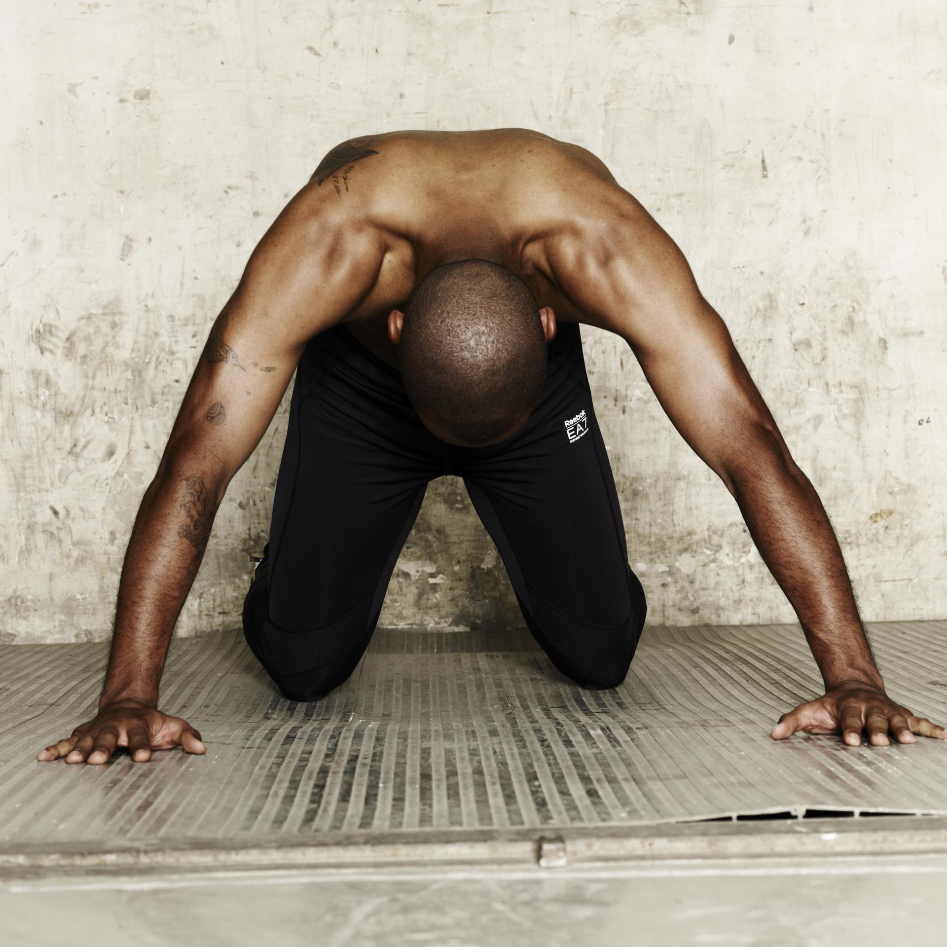 15-minute workout: Jacobs Ladder - Furthermore