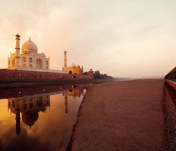 New Delhi to Jaipur, India