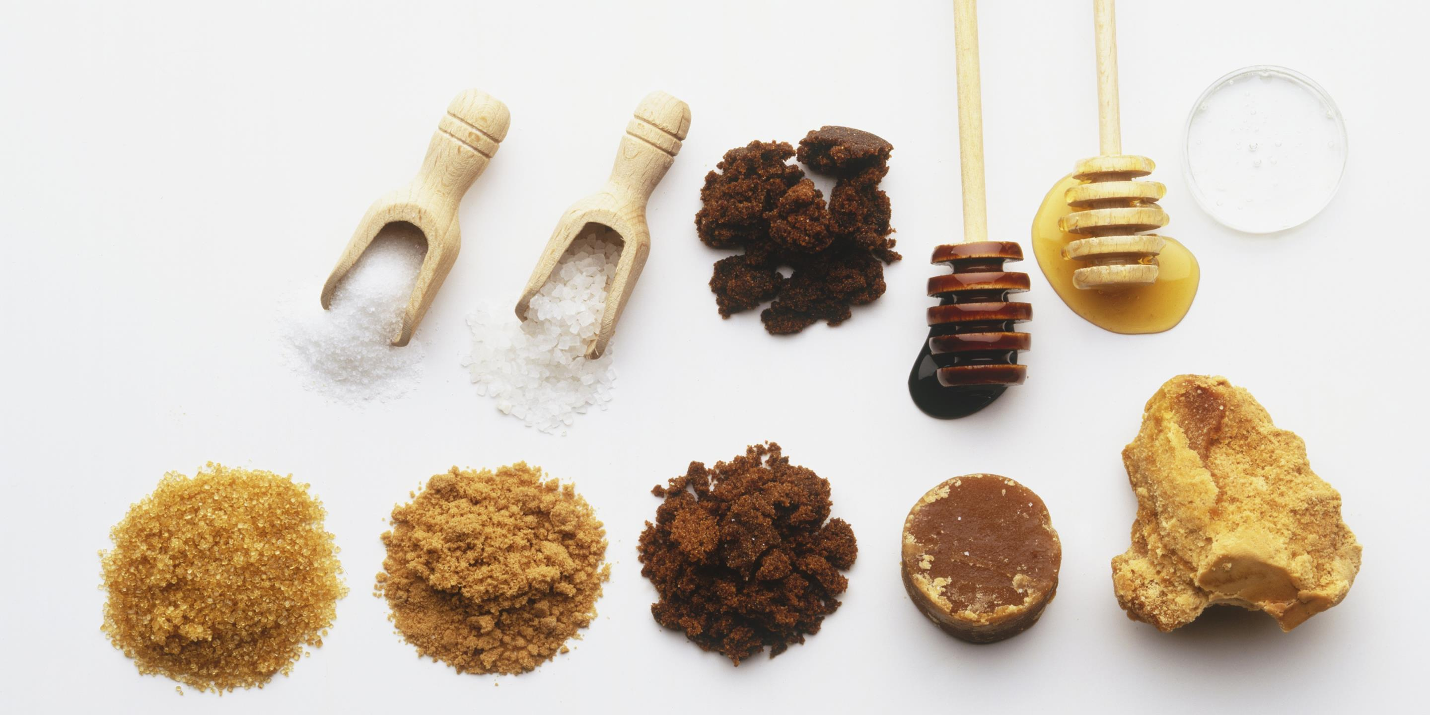 Ranking sugars, from best to worst